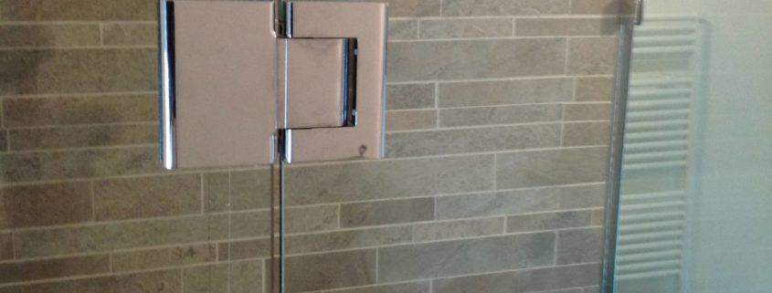 Box doccia con muretto - Vetroparma