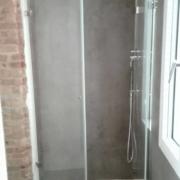 sezione box doccia