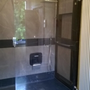 parete doccia
